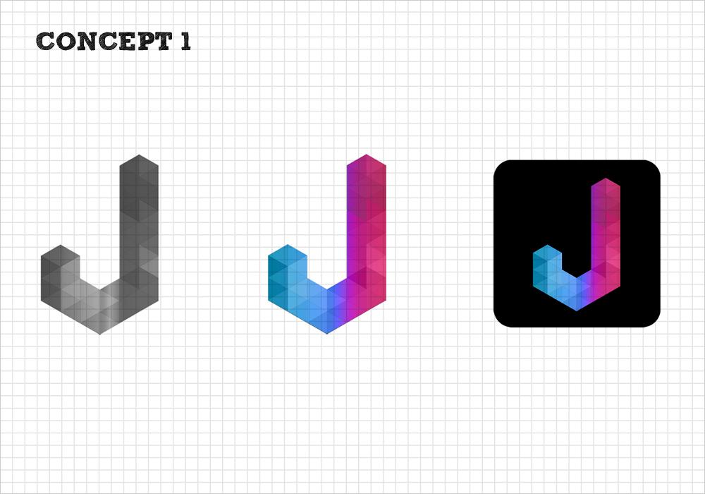 Mobile app icon design