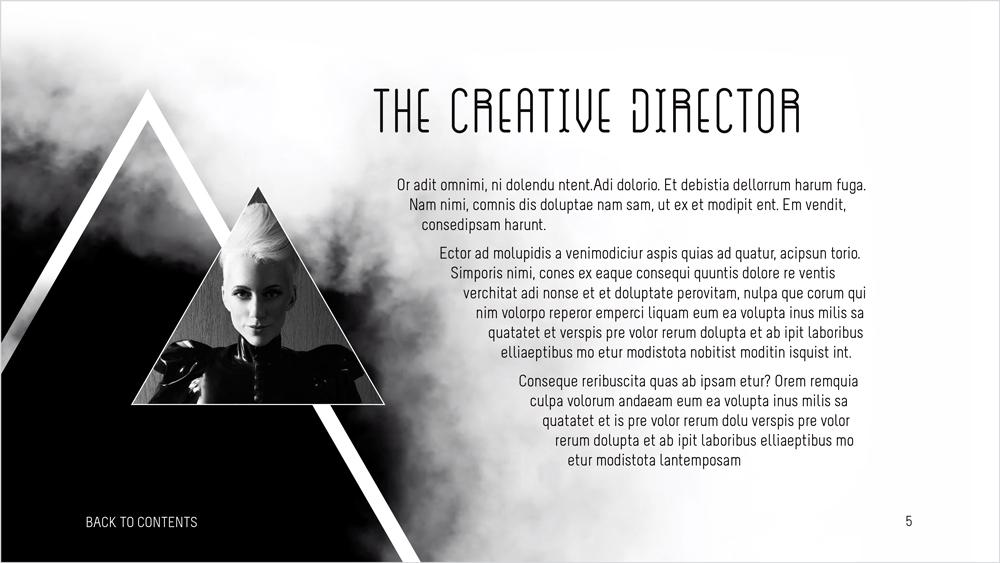 event creative direction