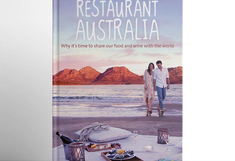 Tourism Australia book design