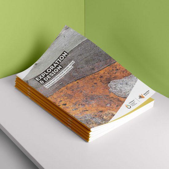 Graphic design for Aboriginal culture