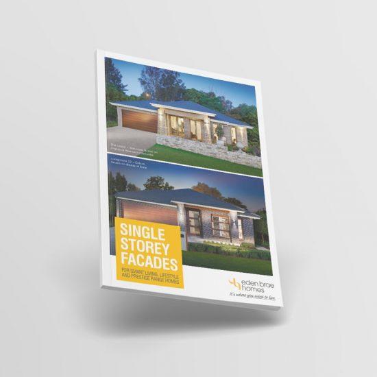 Home building brochure