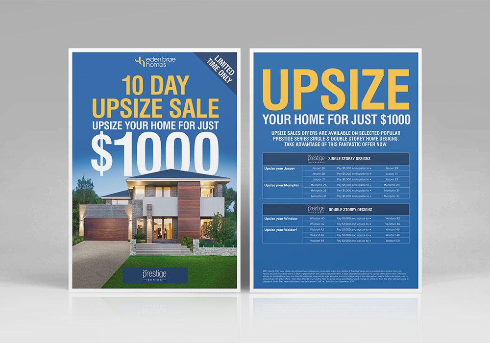 homebuilder promotion design