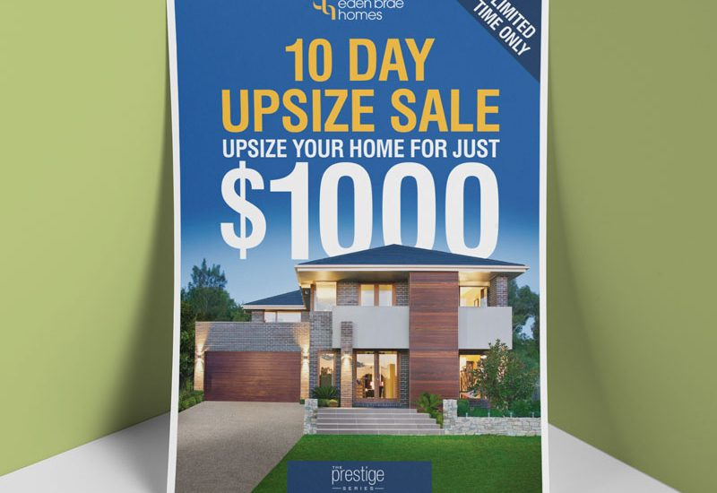 homebuilder promotion design