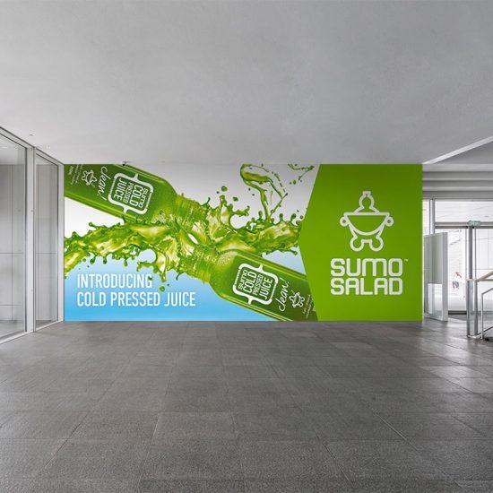 Sumosalad hoarding design