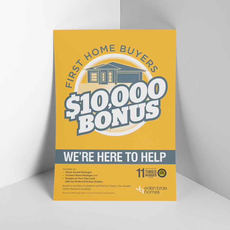 First Homebuyer Campaign